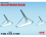 ICM AIRCRAFT MODELS STANDS 1/48 1/72 1/144