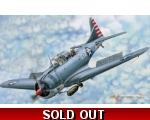 Merit SBD-3/4 Dauntless Dive Bomber Early/Late V..