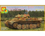 Classy Hobby PzKpfw. II Ausf. L Luchs 9th Panzer..