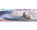 Dragon German Scharnhorst Battleship 1941 1/350
