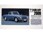 ARII 1967 Fairlady 2000 Owner's Club No.1 1/32
