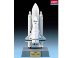 Academy SPACE SHUTTLE WITH BOOSTER 1/288