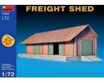 MiniArt  Freight Shed 1/72
