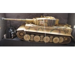 W.S.N. GERMAN TIGER I BATTLE GAME TANK 1/16