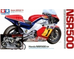 Tamiya Honda NSR500 1984 Full View 1/12