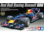 Tamiya Red Bull Racing Renault RB6 1/20