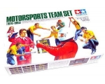 Tamiya Motorsports Team Set1970-1985 1/20