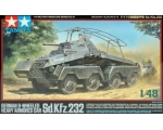 Tamiya German 8-WHEELD HEAVY ARMORED CAR Sd.Kfz...