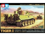 Tamiya German Tiger I Initial Production Tiger I..