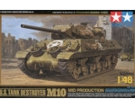 Tamiya US Tank Destroyer M10 1/48
