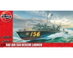 Airfix RAF Air Sea Rescue Launch 1/72