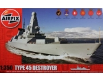 Airfix Type 45 Destroyer 1/350