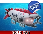 Trumpeter Chinese Jiaolong Manned Submersible 1/72