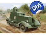 Hobby Boss Soviet BA-20 Armored Car 1/35