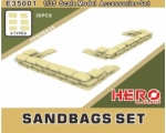 Hero Hobby SANDBAGS SET 1/35