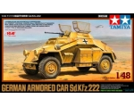 Tamiya German Armored Car SD Kfz 222 1/48