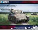 Rubicon Models M10/M36 Tank Destroyer 1/56