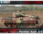Rubicon Models WWII German Panther Ausf D and A ..