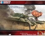 Rubicon Models WWII Soviet T34/76 Early & Mid Wa..