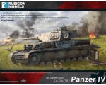 Rubicon Models Panzer IV - Mid & Late War 1/56