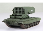 Model Collect Soviet TOS-1 Heavy Flamethrower Sy..