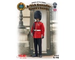 ICM British Grenadier Queen's Guards 1/16