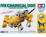 Tamiya Mechanical Dog-Four Leg Walking Type