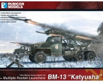 Rubicon Models28mm BM-13 Katyusha Rocket Launche..