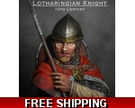 DG Artwork Lotharingian Knight, 10th Century 1/12