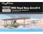 Flyhawk WWII Royal Navy Aircraft II 1/700