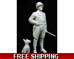 "Qing Yi Miniatures General George Patton 1/30  "".."