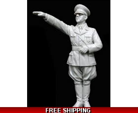 "Qing Yi MiniaturesParty Leader 1937 1/30  ""Free Air Shipping"""
