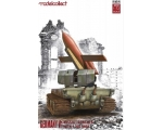 Modelcollect Germany V1 Missile Launcher with E-..