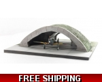 "Hobby Fan WWII JAPAN AIRCRAFT HANGAR 1/144 ""Free.."