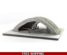 "Hobby Fan WWII JAPAN AIRCRAFT HANGAR 1/144 ""Free Air Shipping"""