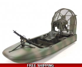 "Hobby Fan AIRCAT AIRBOAT 1/35  ""Free Air Shipping"""