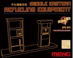 Meng Model MIDDLE EASTERN REFUELING EQUIPMENT 1/35