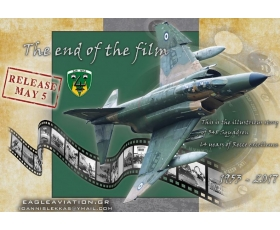 Eagle Aviation The end of the film-the new legendary book