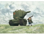MENG SOVIET KV-2-WORLD WAR TOONS