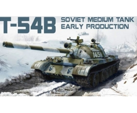 MiniArt Soviet Medium Tank T-54B early prod Interior Kit 1/35