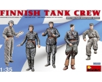 MiniArt Finnish Tank Crew 1/35