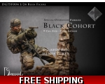DG Artwork Special operation forces-Black Cohort..