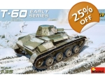 MiniArt Soviet Soviet Light Tank T-60 Interior K..