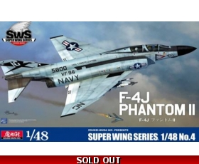 Sws Super Wing Series F-4J Phantom II 1/48
