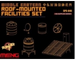 Meng Model Roof-Mounted Facilities Set 1/35