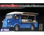 Ebbro Citroen H mobile kitchen 1/24