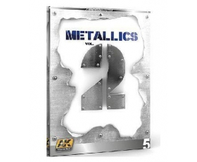 AK Interactive Metallics Vol.2 Learning Series