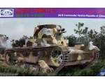Combat Armour Models Vickers 6-Ton Light Tank Al..