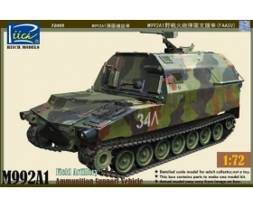 Riich Models M992A1 Field Artillery Ammunition Support Vehicle 1/72