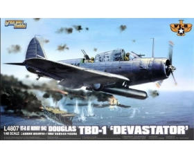 Great Wall Hobby WWII Douglas TBD-1 Devastator VT-8 at Midway 1/48